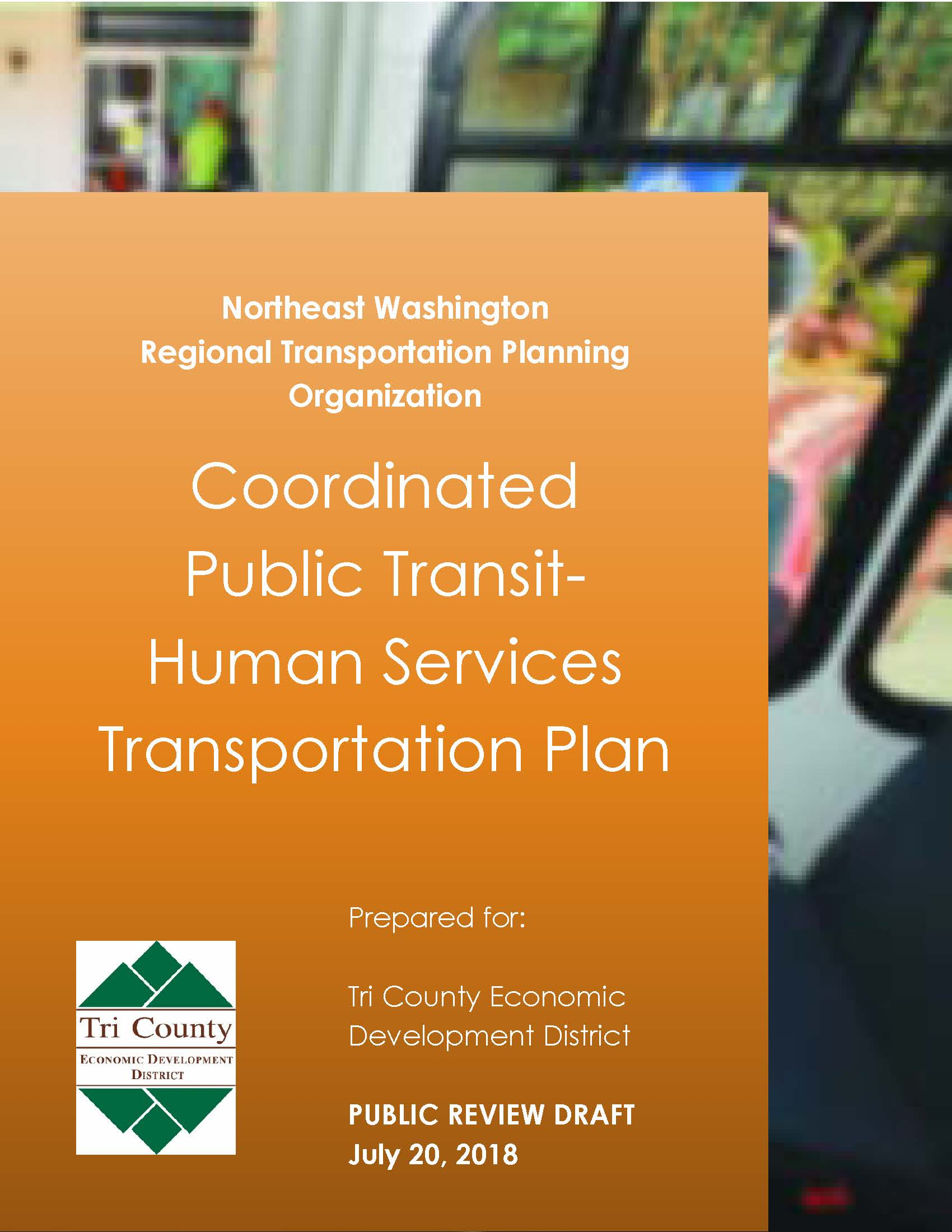 transit plan cover
