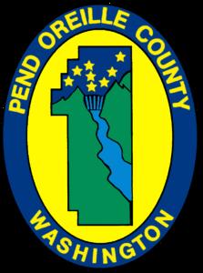 Pend oreille county logo